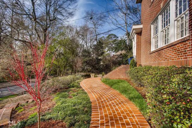 786 Brookridge Dr, Atlanta, GA 30306 (MLS #8518186) :: Bonds Realty Group Keller Williams Realty - Atlanta Partners