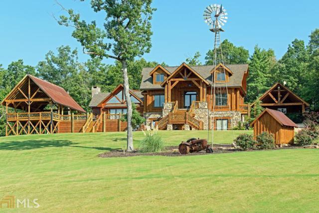 3051 Rice Cabin Overlook Rd, Helen, GA 30545 (MLS #8519300) :: Buffington Real Estate Group