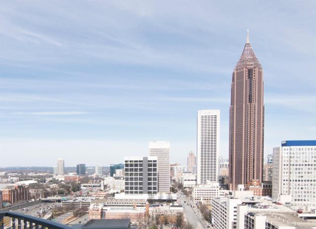 400 W Peachtree St #2114, Atlanta, GA 30308 (MLS #8521094) :: DHG Network Athens