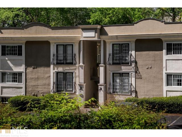 1445 NE Monroe Dr C24, Atlanta, GA 30324 (MLS #8524598) :: DHG Network Athens