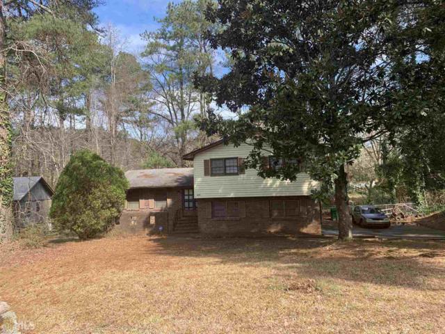 412 Miguel Ct, Stone Mountain, GA 30083 (MLS #8528069) :: Buffington Real Estate Group