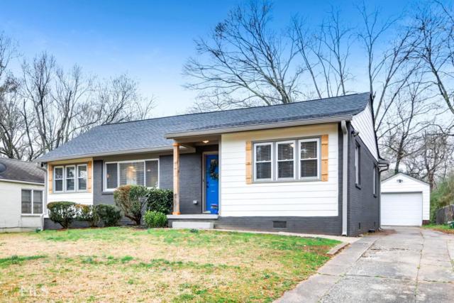 1853 Brandywine St, Atlanta, GA 30310 (MLS #8533952) :: Bonds Realty Group Keller Williams Realty - Atlanta Partners