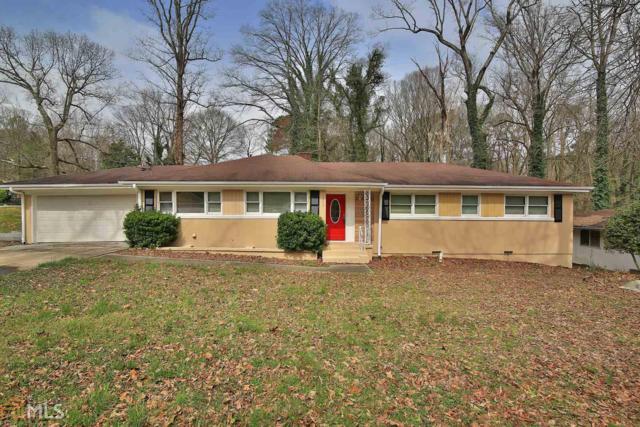 2893 Baker Ridge Dr, Atlanta, GA 30318 (MLS #8534482) :: Bonds Realty Group Keller Williams Realty - Atlanta Partners