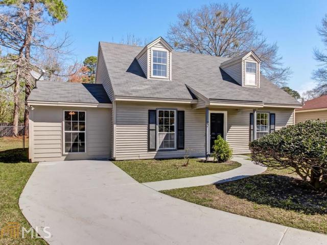 22 Doe Tail Ct, Savannah, GA 31406 (MLS #8534488) :: Buffington Real Estate Group