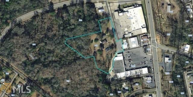 941 S Wilkinson Street, Milledgeville, GA 31061 (MLS #8540095) :: Rettro Group