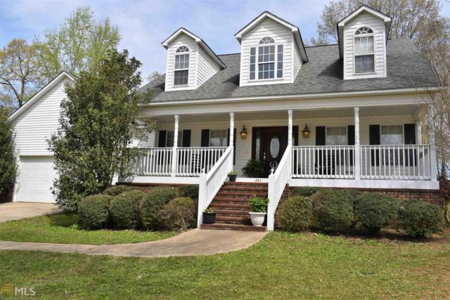 241 Southern Walk Dr, Milledgeville, GA 31061 (MLS #8541987) :: Rettro Group