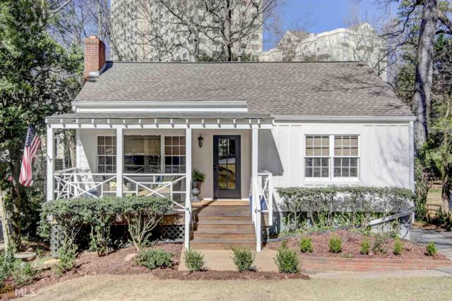 108 Terrace Dr, Atlanta, GA 30305 (MLS #8542615) :: Bonds Realty Group Keller Williams Realty - Atlanta Partners