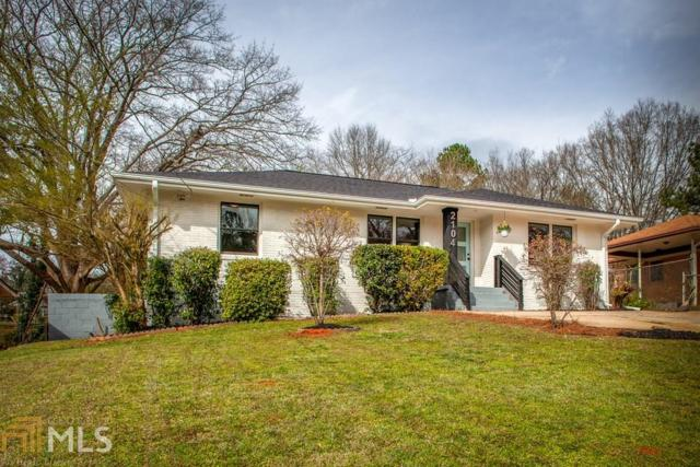 2104 Cherry Ln, Decatur, GA 30032 (MLS #8543555) :: Bonds Realty Group Keller Williams Realty - Atlanta Partners