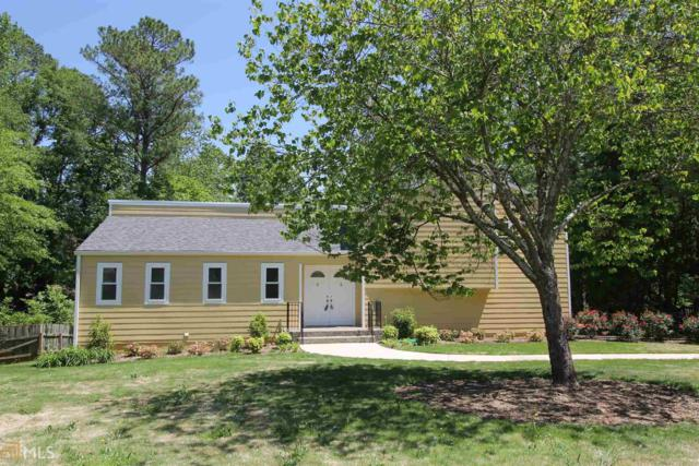 3640 Autumn Leaves Ln, Marietta, GA 30066 (MLS #8546221) :: The Heyl Group at Keller Williams