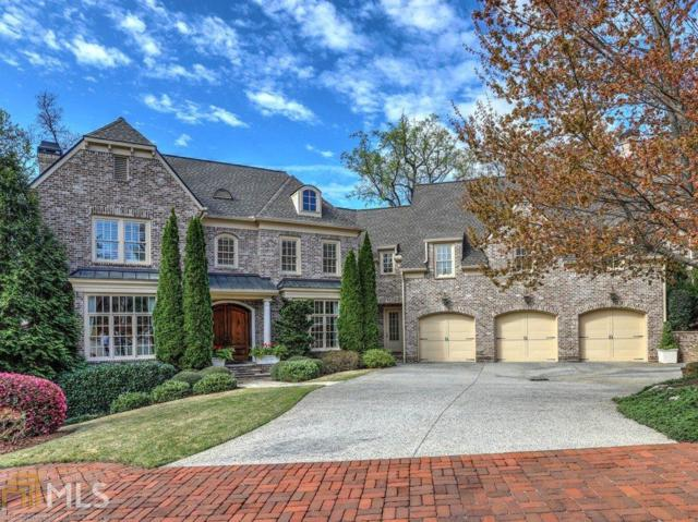 1530 Soaring Hawk Point, Atlanta, GA 30339 (MLS #8546363) :: Team Cozart