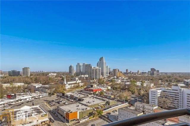 325 E Paces Ferry Rd #1811, Atlanta, GA 30305 (MLS #8546379) :: Rettro Group