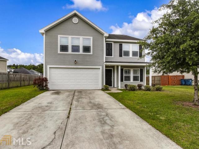 16 Springwater Dr, Port Wentworth, GA 31407 (MLS #8546461) :: Buffington Real Estate Group