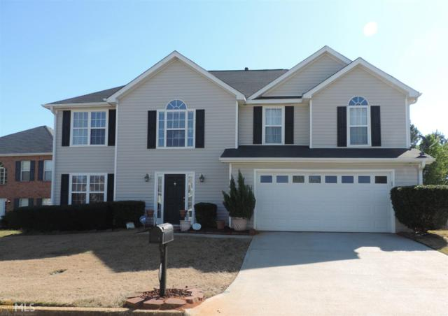 2534 Meadow Brook Ct, Lithonia, GA 30058 (MLS #8548212) :: Buffington Real Estate Group
