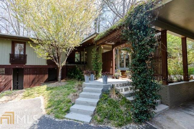 1169 Milmar Dr, Atlanta, GA 30327 (MLS #8548523) :: Buffington Real Estate Group