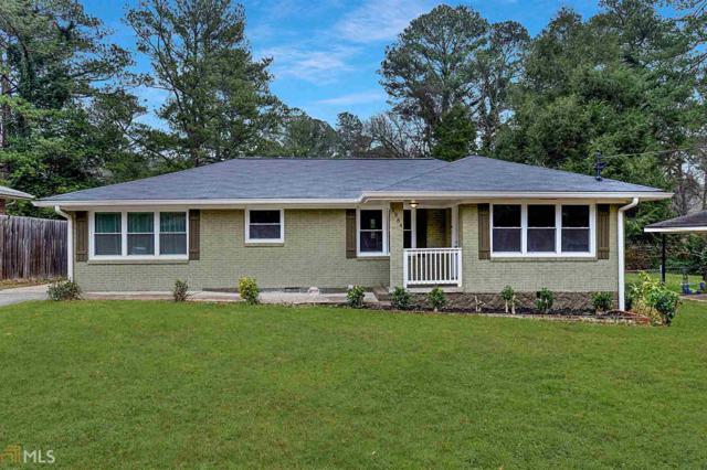 1984 S Columbia Pl, Decatur, GA 30032 (MLS #8554169) :: Ashton Taylor Realty