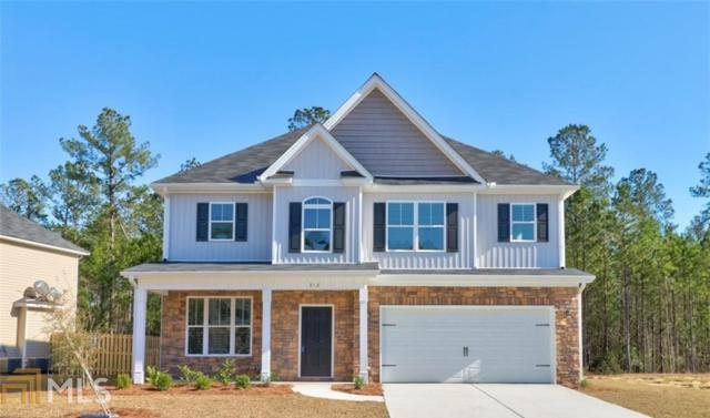 205 Beckley Dr, Richmond Hill, GA 31324 (MLS #8554709) :: Military Realty