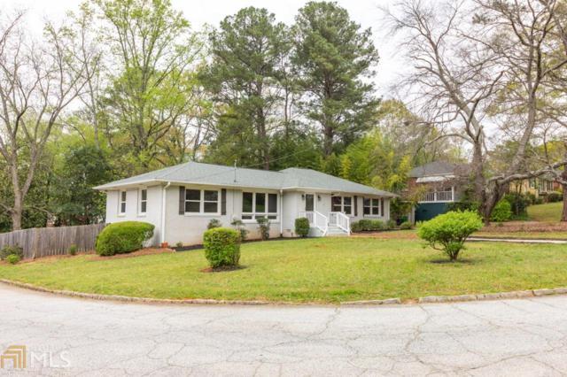 2105 Cloverdale Dr, Atlanta, GA 30316 (MLS #8559889) :: Buffington Real Estate Group