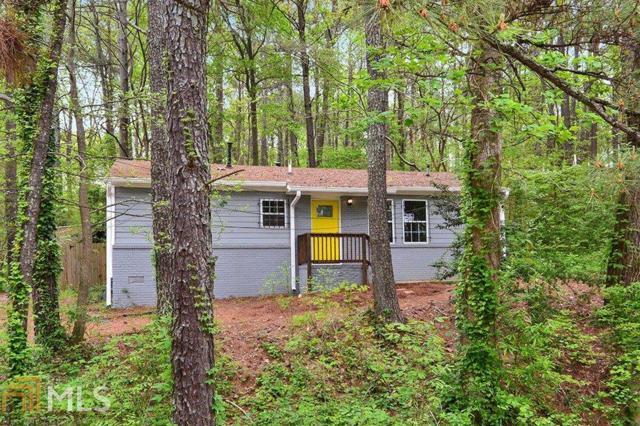 2500 Swallow Cir, Atlanta, GA 30315 (MLS #8563251) :: Buffington Real Estate Group