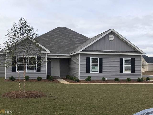105 Worchester Circle, Perry, GA 31069 (MLS #8565268) :: Military Realty