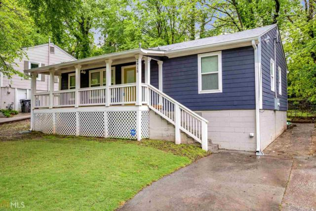 2918 Akron St, East Point, GA 30344 (MLS #8567176) :: Buffington Real Estate Group