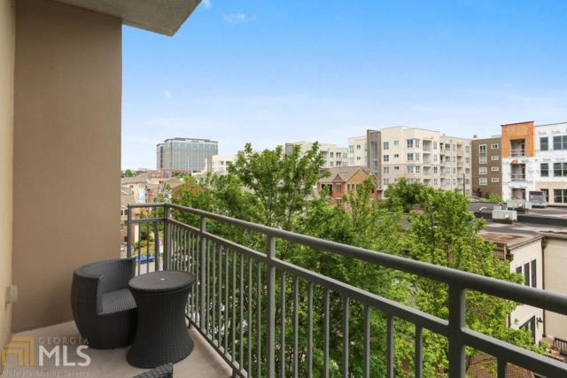 711 Cosmopolitan Dr #409, Atlanta, GA 30324 (MLS #8569082) :: Rettro Group