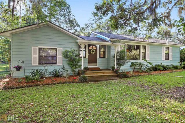 302 Mahan St, St. Marys, GA 31558 (MLS #8569695) :: Team Cozart