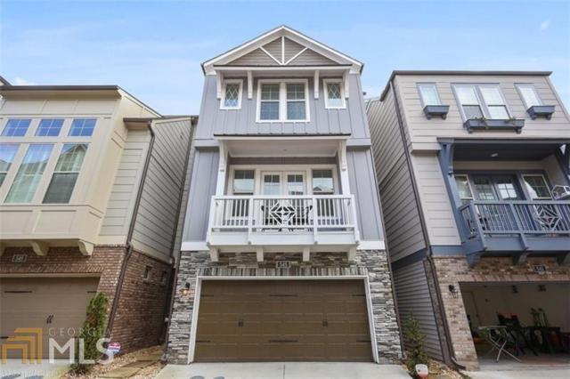 545 Mirrormont Dr, Smyrna, GA 30080 (MLS #8573962) :: Buffington Real Estate Group