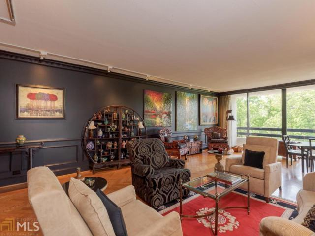 2660 Peachtree Rd 8D, Atlanta, GA 30305 (MLS #8577865) :: Rettro Group