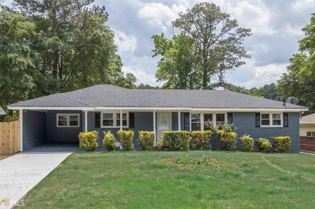2031 Mesa Dr, Atlanta, GA 30316 (MLS #8578799) :: Buffington Real Estate Group