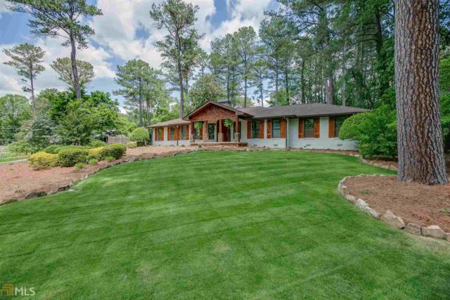 4393 Huntington Cir, Dunwoody, GA 30338 (MLS #8579187) :: Buffington Real Estate Group