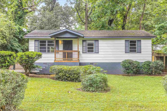 1660 White Oak Way, Decatur, GA 30032 (MLS #8579223) :: RE/MAX Eagle Creek Realty