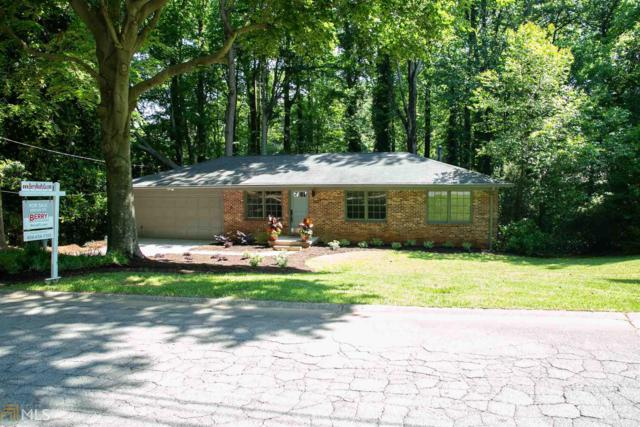 2157 Seaman Cir, Atlanta, GA 30341 (MLS #8585161) :: Buffington Real Estate Group