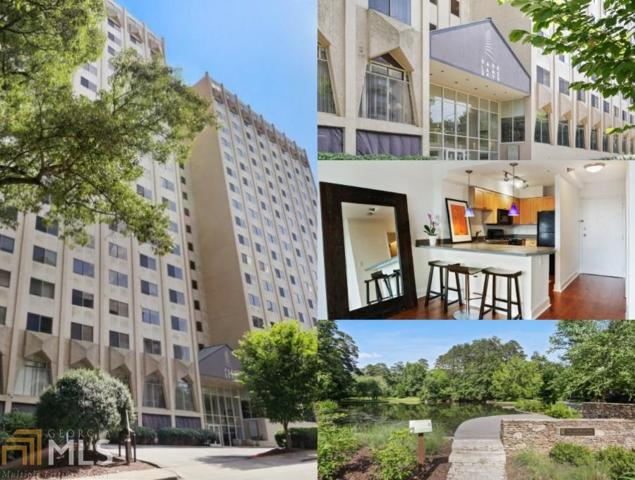 2479 Peachtree Rd #509, Atlanta, GA 30305 (MLS #8589867) :: Rettro Group