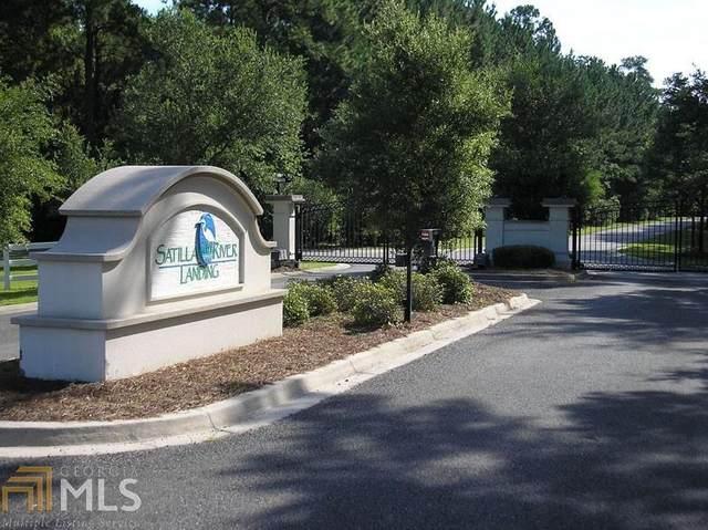 0 Clarks Crossing, Woodbine, GA 31569 (MLS #8589899) :: Maximum One Realtor Partners