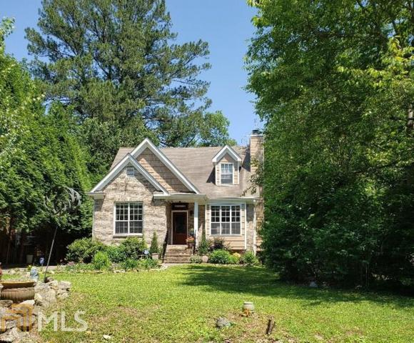120 NW Johnson Road Nw, Atlanta, GA 30318 (MLS #8590759) :: Ashton Taylor Realty