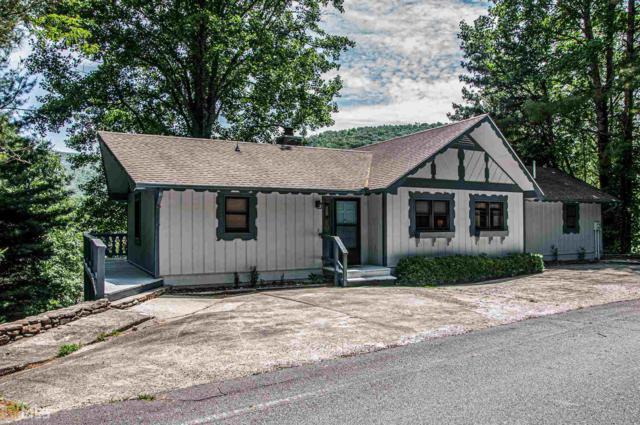 1196 Saddleback Cir, Sky Valley, GA 30537 (MLS #8595215) :: Team Cozart