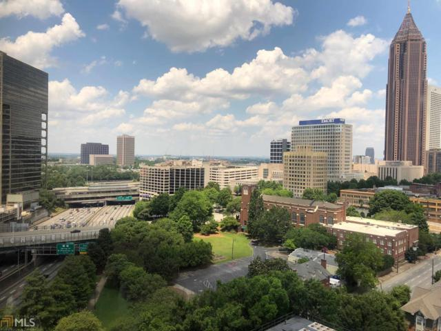 120 Ralph Mcgill Blvd #1308, Atlanta, GA 30308 (MLS #8595488) :: Rettro Group