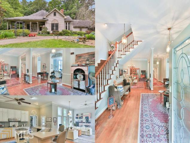 3677 W Lawrenceville St, Duluth, GA 30096 (MLS #8596816) :: The Heyl Group at Keller Williams