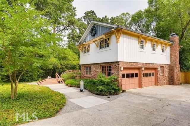 1915 Mount Vernon Pl, Dunwoody, GA 30338 (MLS #8600655) :: Royal T Realty, Inc.