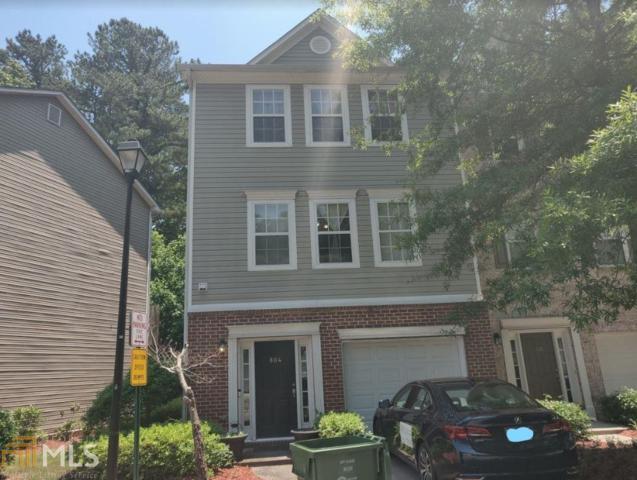 804 SW Celeste Ln, Atlanta, GA 30331 (MLS #8600889) :: The Heyl Group at Keller Williams