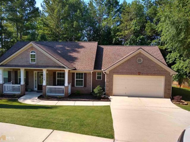 1729 Fire Side Ct #76, Jefferson, GA 30549 (MLS #8603816) :: Buffington Real Estate Group