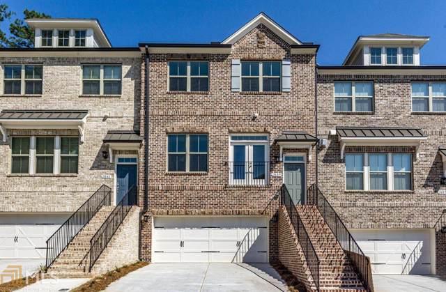 3159 Rutter Drive #33, Atlanta, GA 30345 (MLS #8604567) :: The Heyl Group at Keller Williams