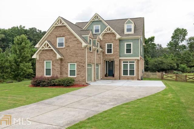 45 Silvercrest Dr, Acworth, GA 30101 (MLS #8604990) :: Buffington Real Estate Group