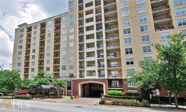 1101 Juniper St #75, Atlanta, GA 30309 (MLS #8606782) :: Rettro Group