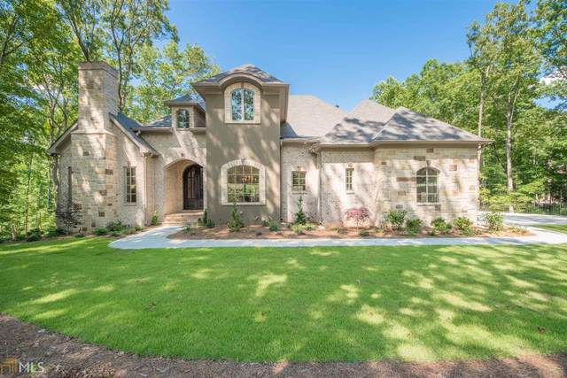 77 Green Summit, Newnan, GA 30265 (MLS #8609224) :: The Durham Team