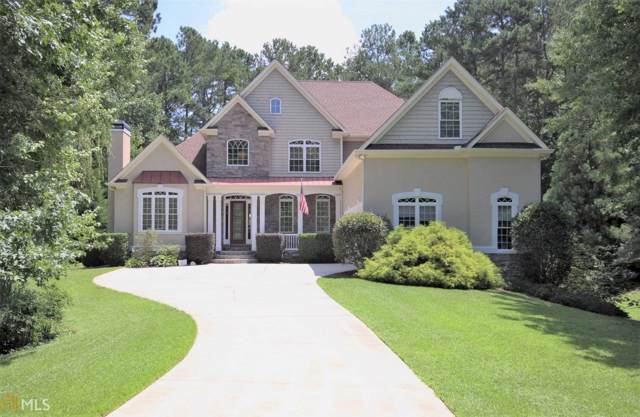 60 Glistening Glen Ct, Newnan, GA 30265 (MLS #8615718) :: The Realty Queen Team