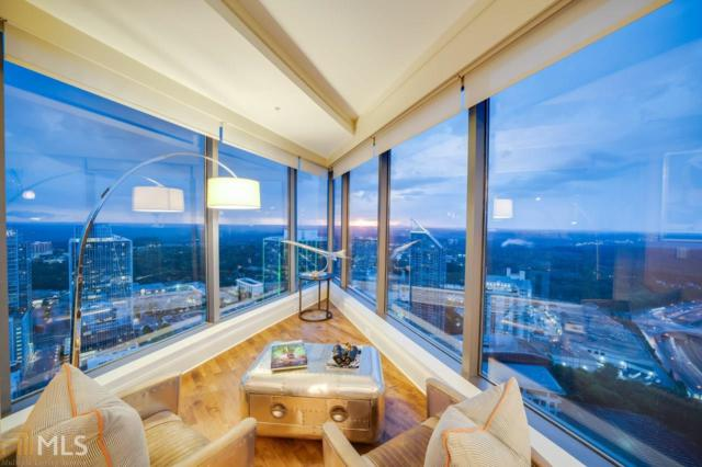 3344 Peachtree Rd #3201, Atlanta, GA 30326 (MLS #8617816) :: Rich Spaulding