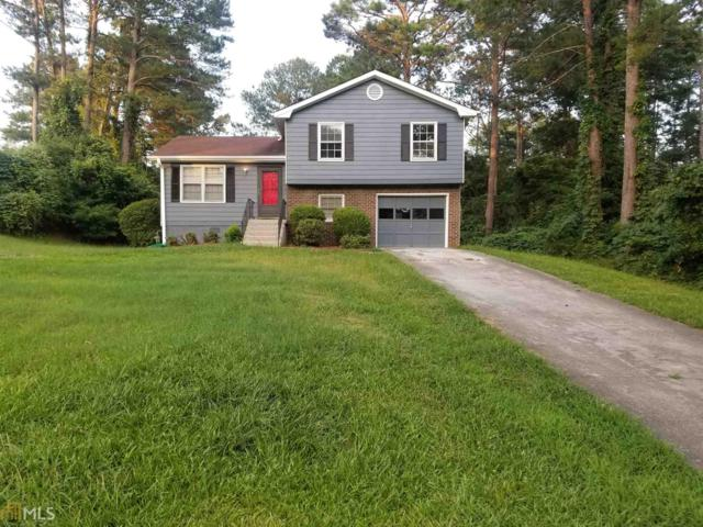 1257 Classic Dr, Conyers, GA 30013 (MLS #8621926) :: The Realty Queen Team