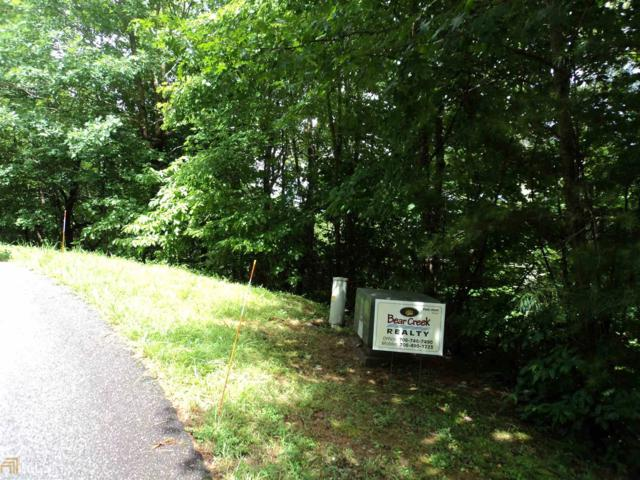 0 Smokey Hollow Dr Lot 27, Dillard, GA 30537 (MLS #8622480) :: Military Realty