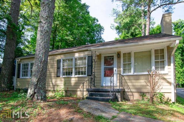 1586 Kenmore St, Atlanta, GA 30311 (MLS #8623374) :: The Heyl Group at Keller Williams